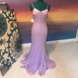 Dolce & Gabbana 100% silk gown